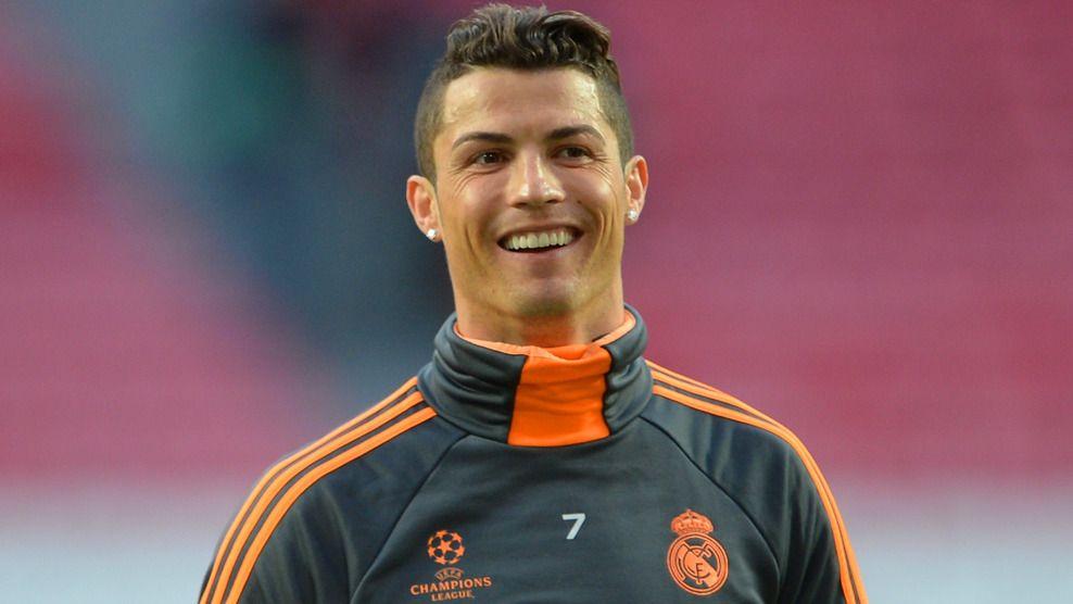 Криштиану Ронлдо в Реал Мадриде