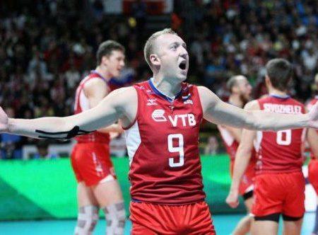 Российский волейболист пойдет под трибунал за плевок и «расстрел» (ВИДЕО)