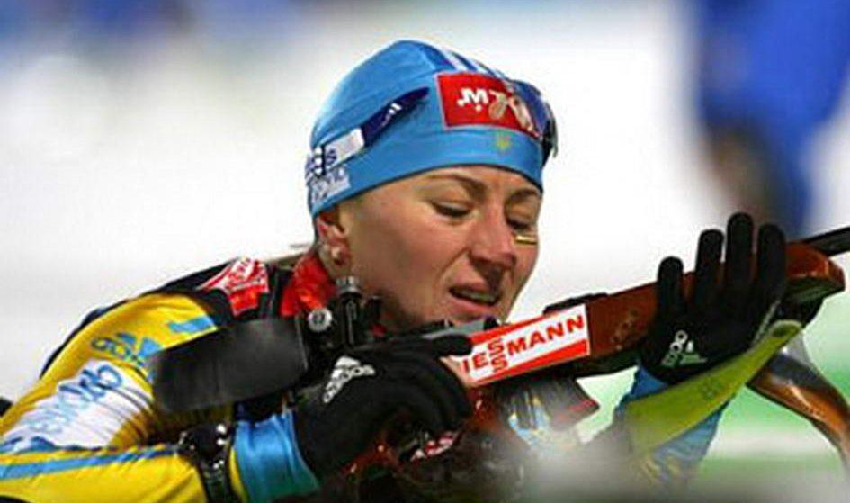 Украинки «застрелились» в первой гонке в Сочи