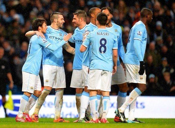 «Горожане» устроили феерию голов. «Манчестер Сити» – «Вест Хэм» – 6:0. Кубок Англии