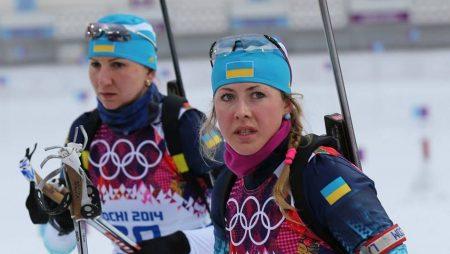 Эпидемия промахов украинских биатлонисток. Сочи-2014