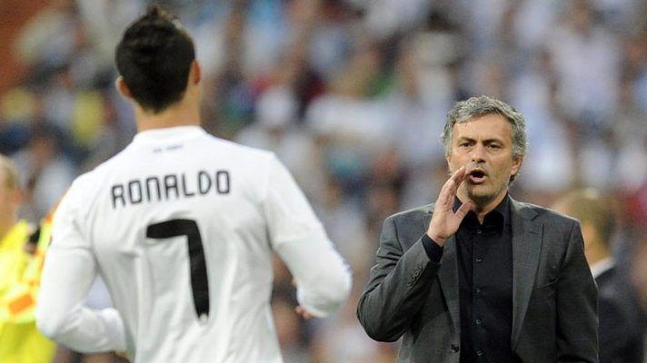 Моуринью и Роналду чуть не подрались в раздевалке «Реала»