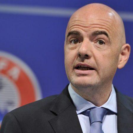 Официально: Инфантино — новый президент ФИФА
