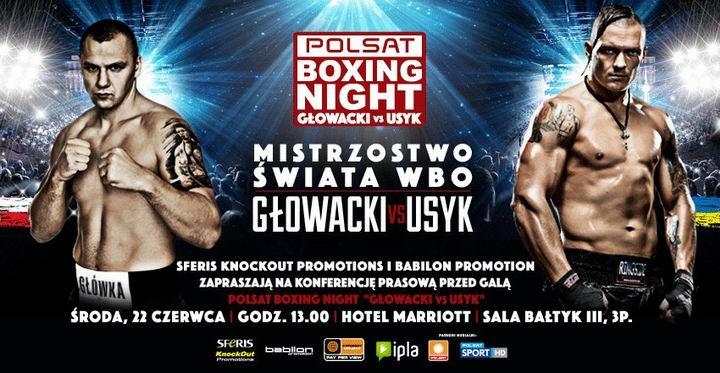 Усик и Гловацки будут смотреть матч Украина — Польша вместе