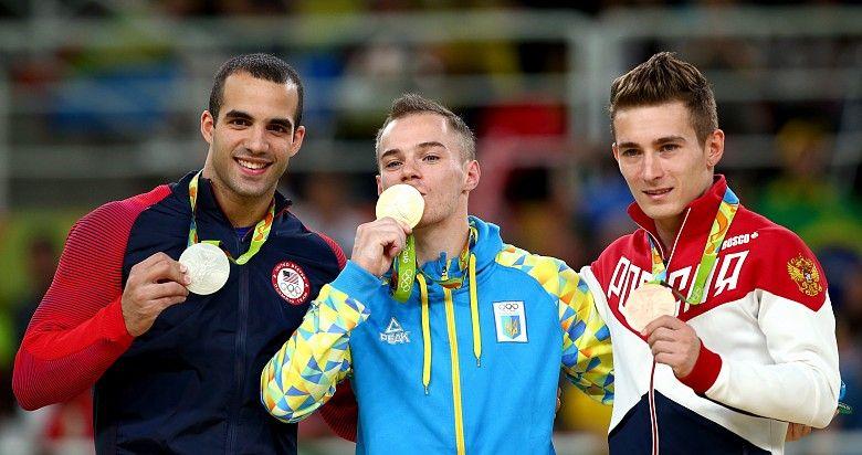 Прорыв сборной Украины на 17 позиций в медальном зачете. ОИ-2016