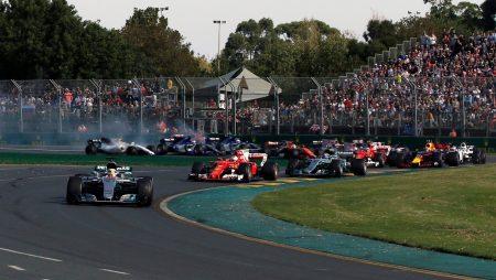 Гран-При Австралии. Феттель — триумфатор первой гонки сезона-2017!