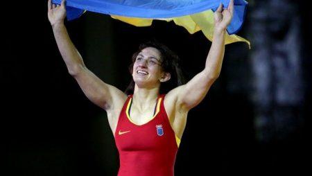 Сборная Украины по борьбе назвала состав на чемпионат Европы