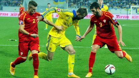 Украина — Северная Македония прогноз на матч 17 июня Евро 2021