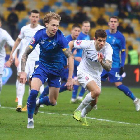 Динамо Киев — Заря прогноз на матч I Финал Кубка Украины 2021